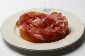 Parma's Ham and Melon