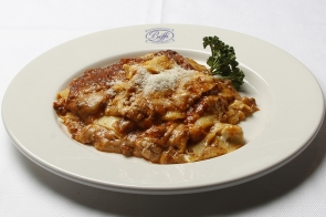 Lasagne with Bolognese Meat Sauce