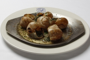 Bourguignon Style Snails