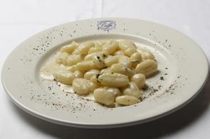 Potato Gnocchi with Gorgonzola Cheese