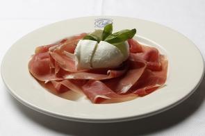 Prosciutto di Parma e Mozzarella di Bufala